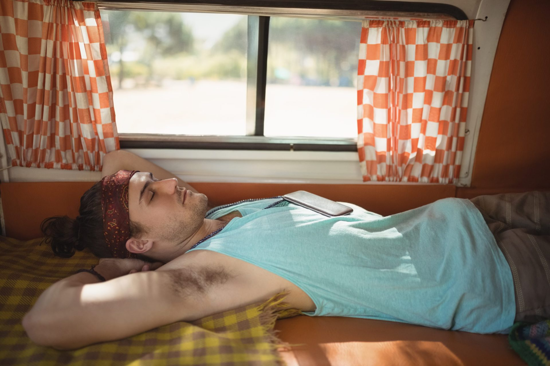 Get Better Sleep When Traveling And On Vacation